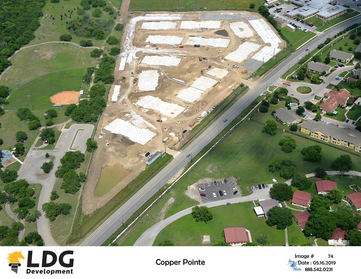 Copper Pointe Aerials May 2019